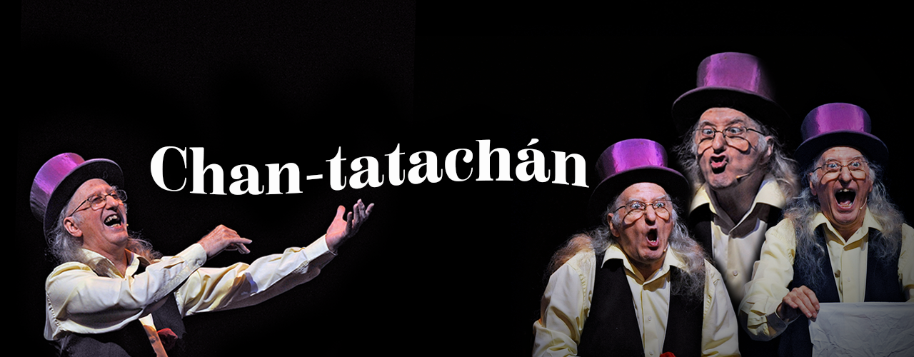 Chan-tatachán is online at Magicana!